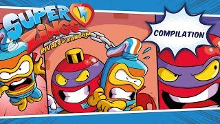 SuperZings SERIES 2 Compilation ENGLISH Episodes 1 2 3 4 Rivals Of Kaboom