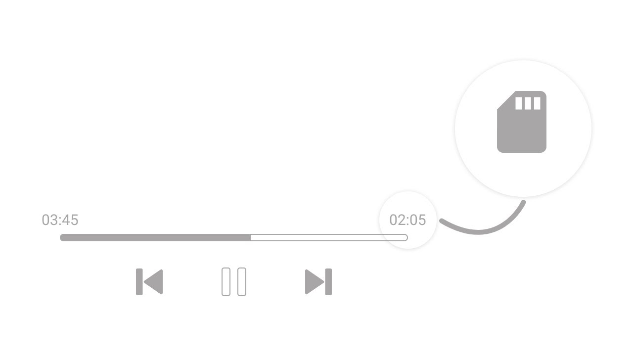 React Native Audio Player - Play Audio From The Last Played Position - #31