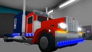 ROBLOX: Build and Race | Peterbilt 379 Showcase