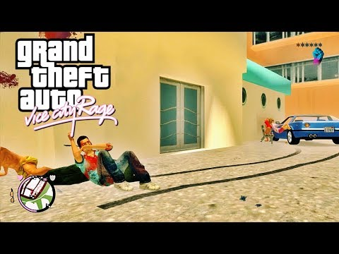 Grand Theft Auto 4: Vice City RAGE - Super Trainer Mod - Nothing to