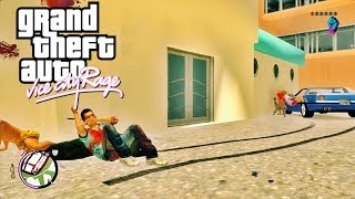 Grand Theft Auto 4: Vice City RAGE - Super Trainer Mod - Nothing to Lose (Gameplay)