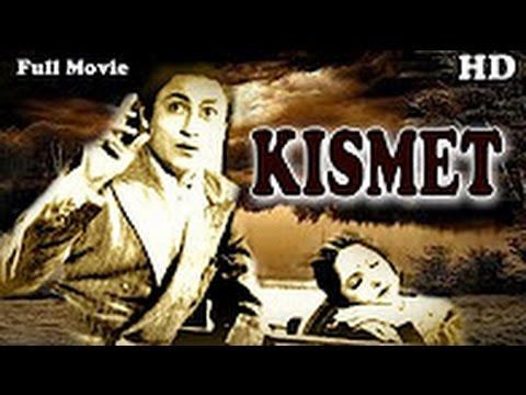 KISMAT -  Ashok Kumar,Shah Nawaz, Moli.Mumtaz Shanti
