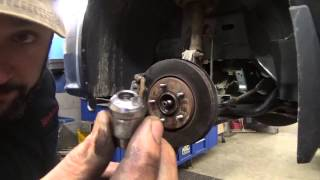 Dodge Grand Caravan Lower Ball Joint - Part I