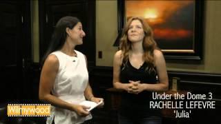 Under The Dome: Intervista a Rachelle Lefevre - SubITA