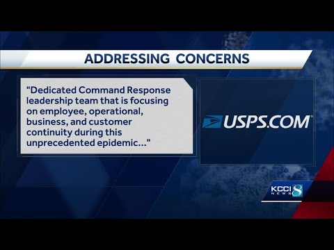 USPS: No Evidence That COVID-19 Is Spread Through Mail