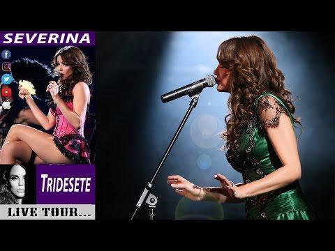SEVERINA - ŠTA ME SAD PITAŠ ŠTA MI JE (live @ ARENA BEOGRAD 2009.)