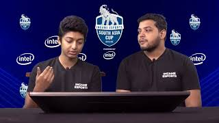 Live stream of IGE South Asia Cup Online 2019 - Group Stage (Day 2)