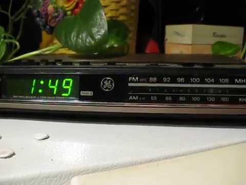 FM Radio Station Broadcasting an IP Address