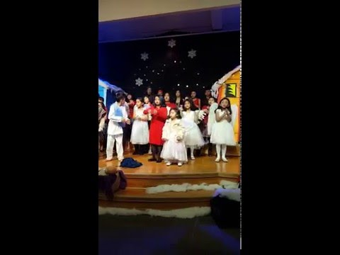 Miracle on Main Street Musical - Miracle of God - FilUCC Children's Choir