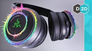 Razer Nari Ultimate Gaming Headset Review