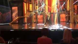 """Соло с проекта """"Танцуй"""" на первом канале."""