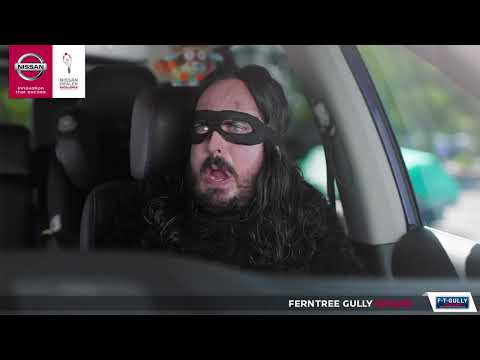 2017 Funny Commercial by Nissan - Brakes