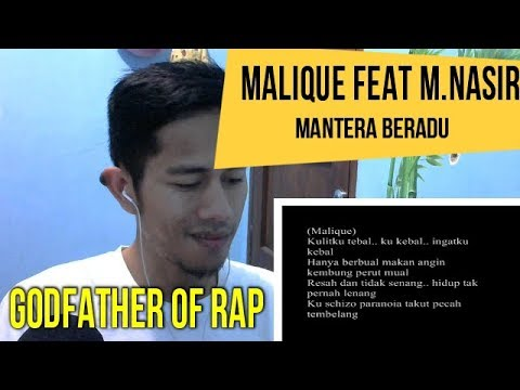 MALIQUE FEAT M NASIR || MV REACTION#59