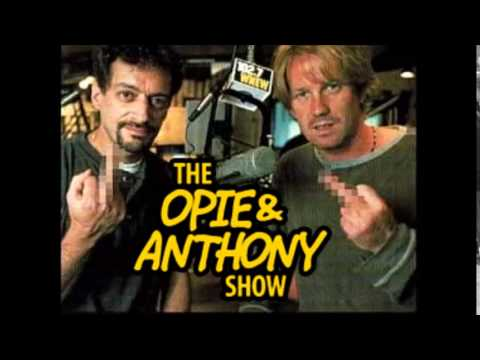 The Opie & Anthony Show - Vince McMahon/Bob Costas Interview (03/15/01)