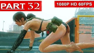 Metal Gear Solid 5 The Phantom Pain Gameplay Walkthrough Part 32 Quiet [1080p HD] - No Commentary