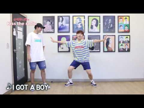 [ENG SUB] Seungkwan - SNSD_Hit Songs 160626