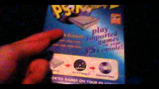 how to play imported games on your ps1