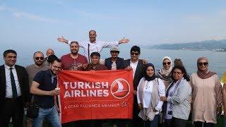فلوق رحلة الخطوط التركية الى اوردو وغيراسون ٤-٧ مايو ٢٠١٧