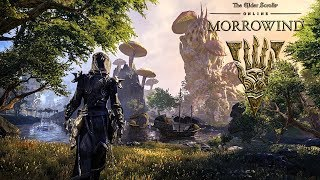 The Elder Scrolls Online [Morrowind] - [#6]  Закаты Вварденфелла.