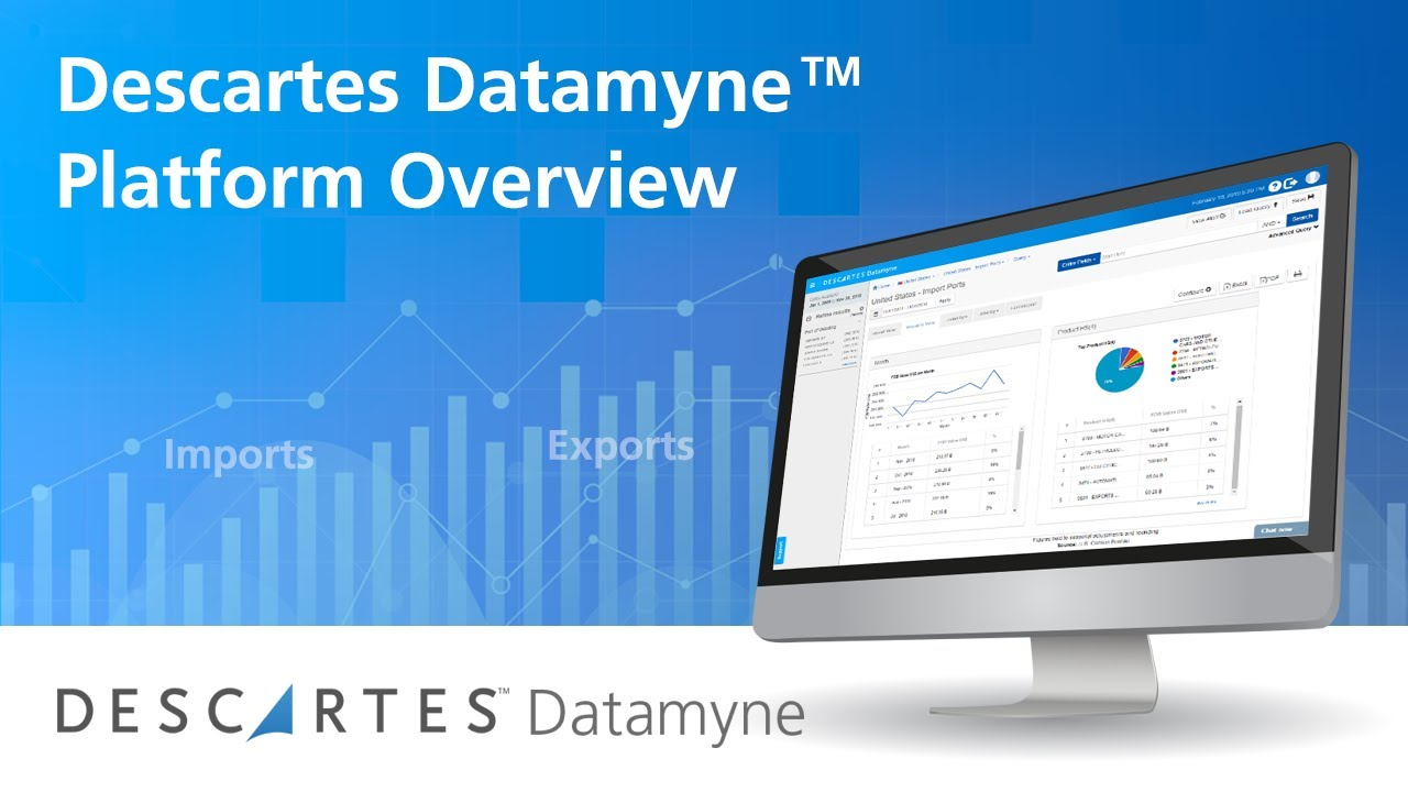 Datamyne - Making import export trade data work for you