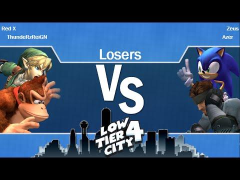 LTC4 - Red X + ThundeRzReiGN vs Zeus + Azer - Losers PM