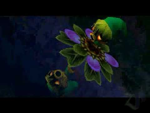 Majora's Mask Music Video: A View to a Kill