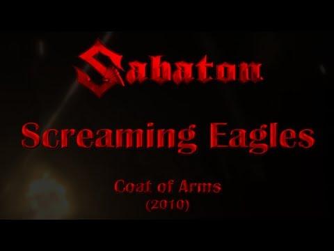 Sabaton - Screaming Eagles (Lyrics English & Deutsch)