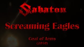 Sabaton - Screaming Eagles (Lyrics English & Deutsch)