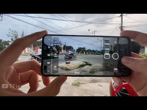 Test Camera Realme 6 Pro Video 4K, Full HD 60fps, PORTRAIT, 64M, Ultra Macro, Slo-Mo 240fps 120fps