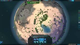 Planetary Annihilation 10 Player FFA - No loyalty between friends