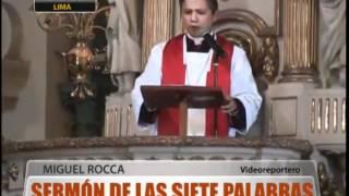 Sermón de las siete palabras
