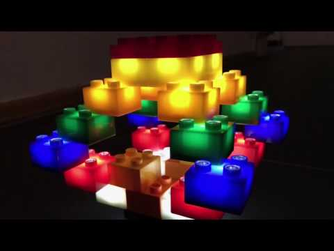 LIGHT STAX REPTILES Leuchtbausteine