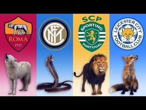 Football Clubs With Animal Nicknames