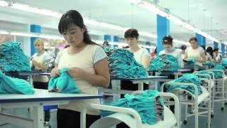 фабрика Crockid Tashkent(Компания «Crockid» на протяжении долгого времени занимается производством и реализацией детской одежды по..., 2012-09-28T18:11:38.000Z)
