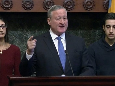 Philadelphia Mayor Thanks Immigration Lawyers