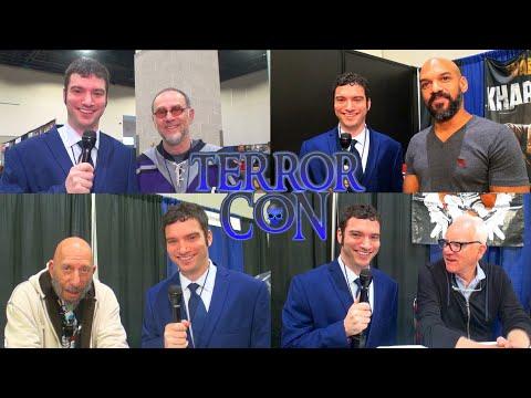 Terror Con 2017  Celebrity s & More!