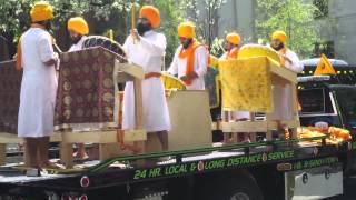 Nagara - 27th Annual New York Sikh Day Parade, 26 April 2014