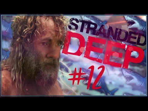 Stranded Deep #12 - Wypływamy w ocean!