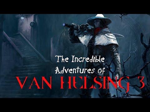 Обзор геймплея The Incredible Adventures of Van Helsing III | Первый взгляд