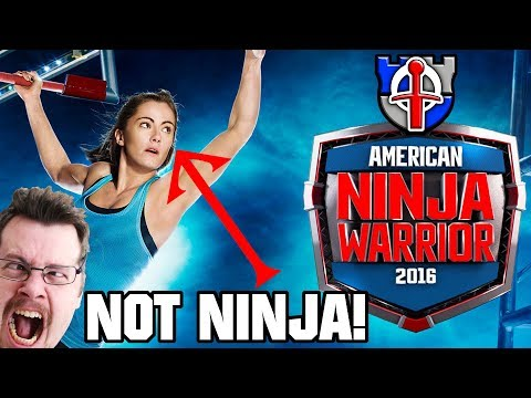 EPIC RANT: There are no NINJA in American Ninja Warrior!