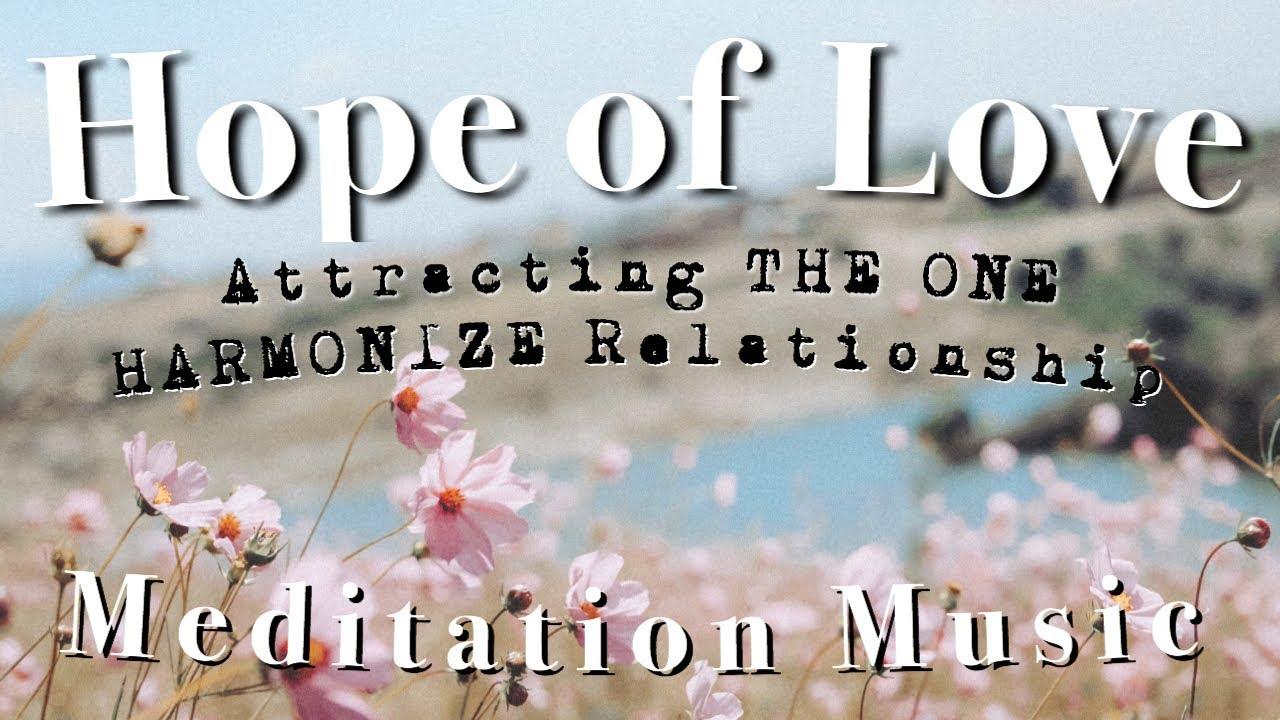 432Hz & 528Hz Attract TRUE LOVE & HARMONY Meditation ✨ Menarik JODOH & HARMONI Hubungan