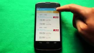 Купить авиабилеты ? Как купить авиабилеты - в видео-обзоре приложения Aviasales Android App 1.5(, 2014-07-05T08:14:55.000Z)