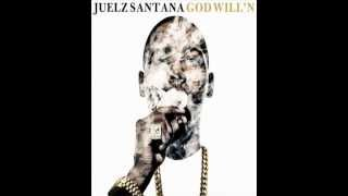 Download Juelz Santana feat. Lil Wayne - Black Out (God Will'n Mixtape) (2013) MP3 song and Music Video
