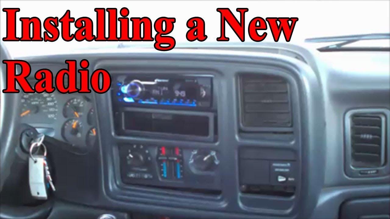 2004 Chevy Silverado 1500 Radio Wiring Diagram