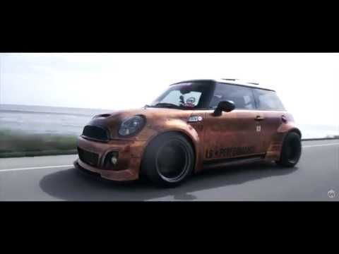 Liberty Walk Mini Cooper S R56 LB