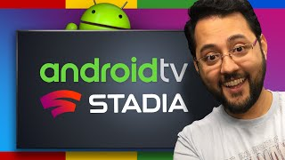 Stadia's coming to Android TV, says report