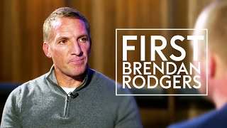 Who was the first footballer to make Brendan Rodgers starstruck? ⭐| FIRST