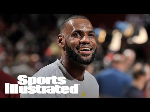 How LeBron James Won SI Sportsperson Of The Year Over The Chicago Cubs | SI NOW | Sports Illustrated