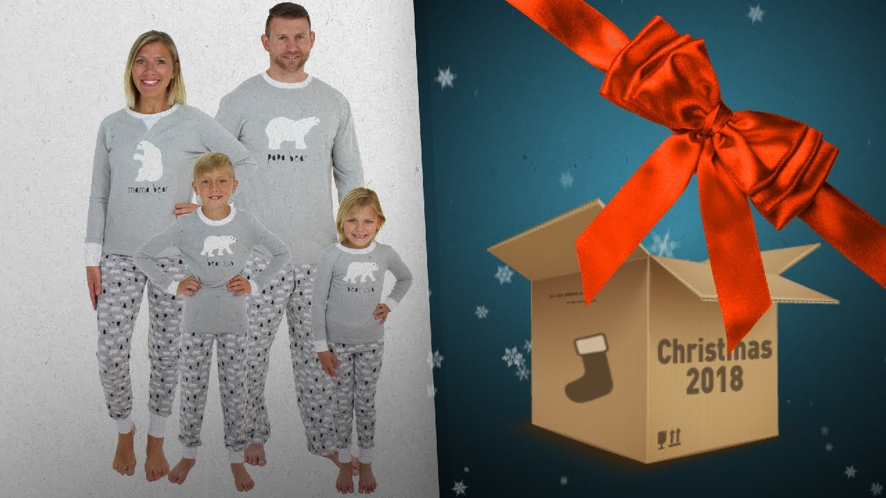 064893c22a Sleepyheads Family Matching Pajama Sets Feature Festive Holiday ...