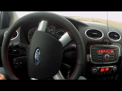Элементы управления Ford Focus II дорестайлинг